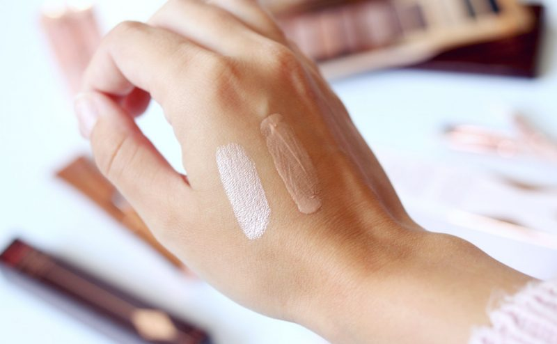 Charlotte Tilbury Highlighter Swatches