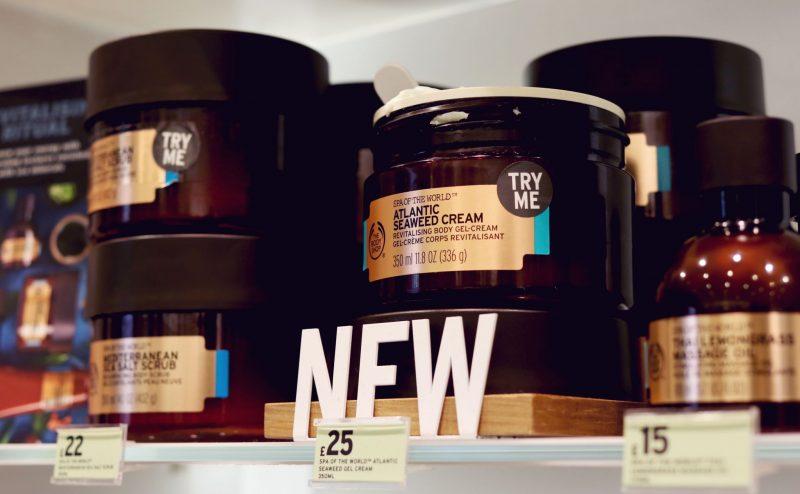 The Body Shop Atlantic Seaweed Cream