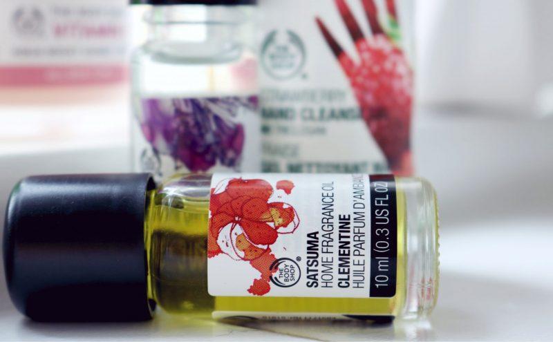 The Body Shop Satsuma Oil