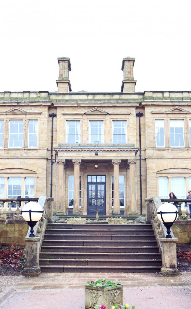 Spa Break in Leeds - Oulton Hall