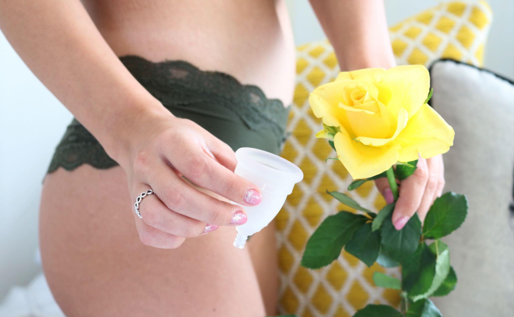 menstrual cup - Mooncup
